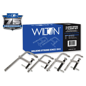 Wilton 11116 Classic F-Clamp Kit