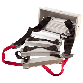 Picture of Werner ESC220 2-Story Built-In Fire Escape Ladder