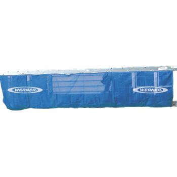 Werner PJ-SN Aluminum Pump Jack Safety Net Sale $339.99 SKU: wnrnpj-sn ID# PJ-SN UPC# 51751070743 :