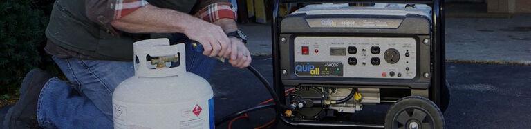Shop Power Generators