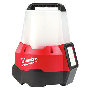 FREE Milwaukee M18 5.0 Ah Battery when you purchase a qualifying Milwaukee M18 Work Light