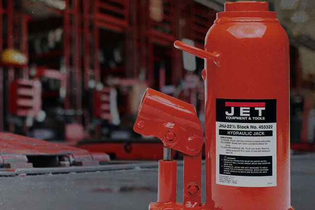 Automotive Jacks, Dollies & Lifting Equipment