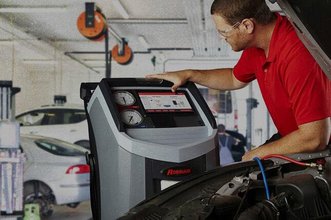 Automotive A/C Equipment