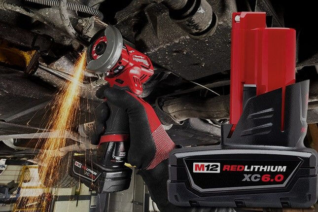 FREE M12 FUEL BARE TOOL OR BATTERY with M12 FUEL Kit
