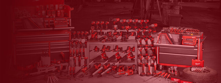 Milwaukee offers cordless automotive power tools, hand tools, and accessories for auto mechanics.