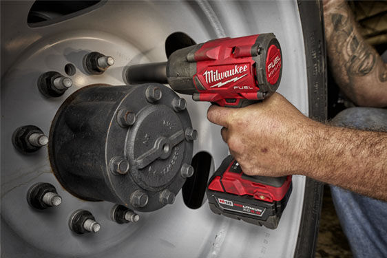 New Impact Wrenches
