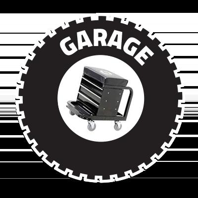 SHOP GARAGE DAD