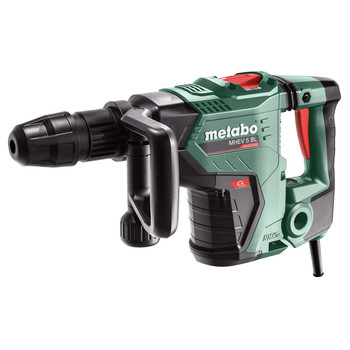 Metabo 600769620 MHEV 5 BL 11.3 Amp 2900 BPM SDS-MAX Corded Demolition Hammer