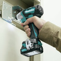 Factory Reconditioned Makita DT04R1-R CXT 12V Cordless Lithium-Ion 1/4 in. Brushless Impact Driver Kit with (2) 2 Ah Batteries image number 9
