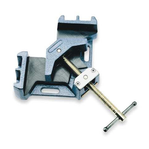 Wilton 64002 AC-326, 90 Degree Angle Clamp - 4-3/8 in. Miter Capacity, 2-3/8 in. Jaw Height, 4-1/8 in. Jaw Length