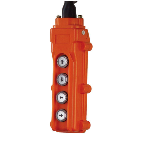 JET 152421 4-Button Control Pendant For 20 ft. Lift Hoist & Trolley image number 0