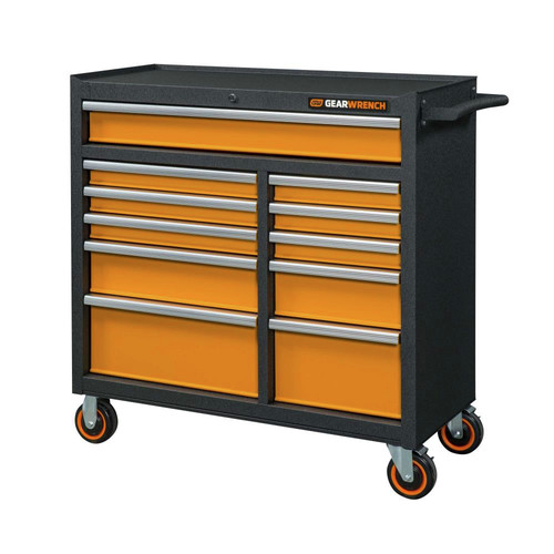 GearWrench 83245 GSX Series 11 Drawer 41 in. Rolling Tool Cabinet image number 0