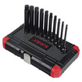 Sunex 2639L 10 Pc 1/2 in. 6 in. Long Drive Impact Hex Driver METRIC Set image number 0