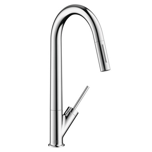 Hansgrohe 10821001 Starck Kitchen Faucet (Chrome)