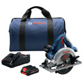 Bosch CCS180-B15 18V 6-1/2 in. Circular Saw Kit with (1) CORE18V 4.0 Ah Lithium-Ion Compact Battery image number 0