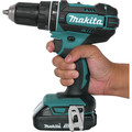 Factory Reconditioned Makita XPH10R-R 18V LXT Lithium-Ion Variable 2-Speed Compact 1/2 in. Cordless Hammer Drill Driver Kit (2 Ah) image number 4