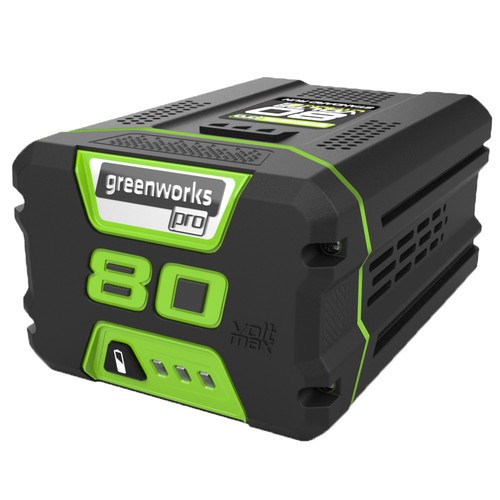 Greenworks GBA80200 80V 2.0 Ah Lithium-Ion Battery