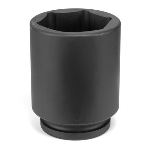 Grey Pneumatic 4072D 1 in. Drive x 2-1/4 in. Deep Impact Socket