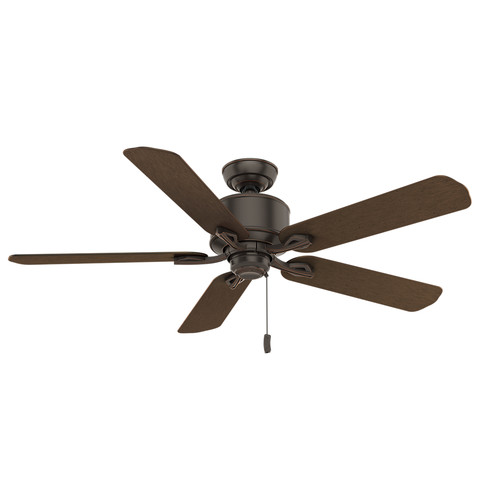 Casablanca 54192 54 in. Compass Point Onyx Bengal Ceiling Fan