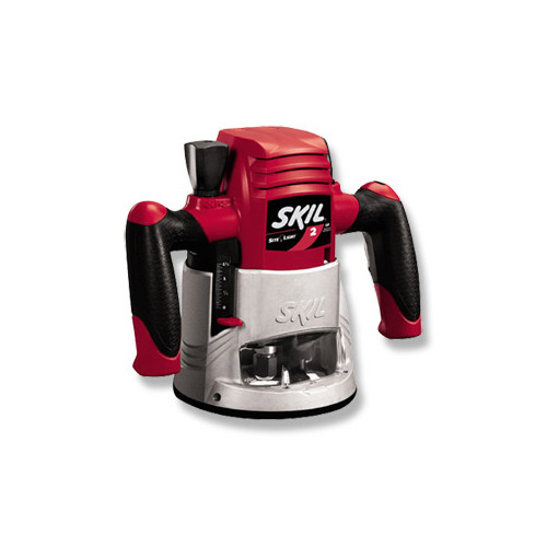 Skil 1815 2 HP Fixed-Base Router with Built in. Worklight