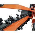Detail K2 OPT118 18 in. 7 HP Trencher with KOHLER CH270 Command PRO Commercial Gas Engine image number 2