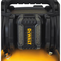 Dewalt DCC2560T1 60V MAX FLEXVOLT 2.5 Gallon Oil-Free Pancake Air Compressor Kit image number 6