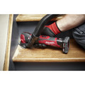 Milwaukee 2526-20 M12 FUEL Brushless Lithium-Ion Cordless Oscillating Multi-Tool (Tool Only) image number 9