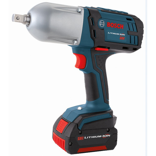 Factory Reconditioned Bosch HTH181-01-RT 18V Cordless High Torque 1/2 in. Impact Wrench