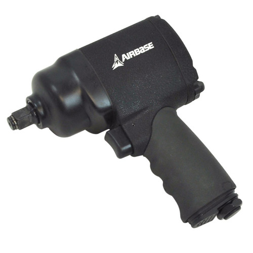 AirBase EATIWH5S1P 1/2 in. Drive 560 ft-lb. Industrial Twin Hammer Air Impact Wrench image number 0