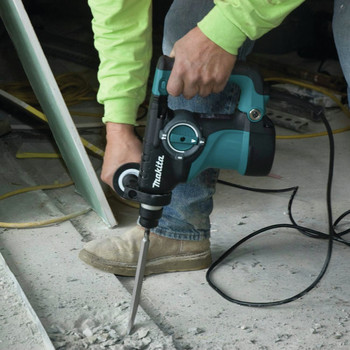 Factory Reconditioned Makita HR2811F-R 1-1/8 in. SDS-PLUS Rotary Hammer with LED Light image number 3