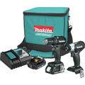 Factory Reconditioned Makita CX200RB-R 18V LXT Lithium-Ion Sub-Compact Brushless Cordless 2-Pc. Combo Kit