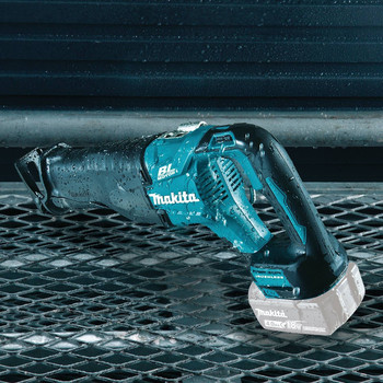 Makita XRJ05Z LXT 18V Cordless Lithium-Ion Brushless Reciprocating Saw (Tool Only) image number 14