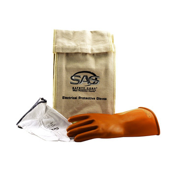 SAS Safety 6478 Electric Service Glove Kit (Large)
