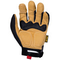 Mechanix Wear MP4X-75-009 Material4X M-Pact Heavy-Duty Impact Gloves - Medium 9, Tan/Black image number 1