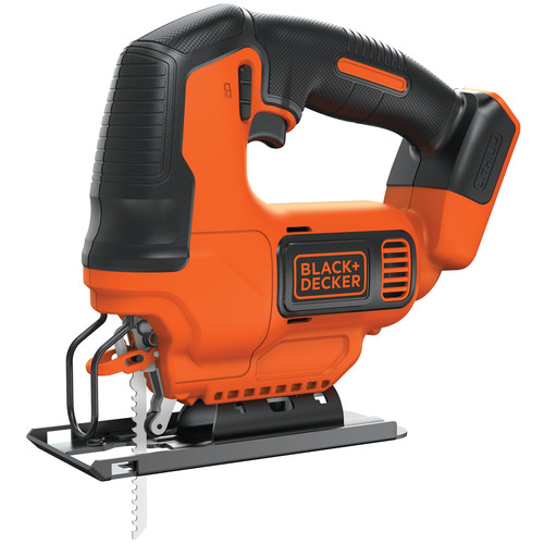 Black & Decker BDCJS20B 20V MAX Cordless Lithium-Ion Jigsaw (Bare Tool)