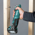 Makita AD03R1 12V max CXT Lithium-Ion 3/8 in. Cordless Right Angle Drill Kit (2 Ah) image number 10