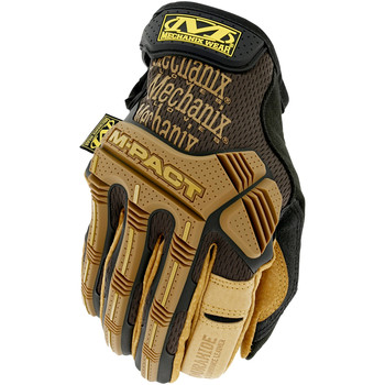Mechanix Wear LMP M-Pact Leather Gloves