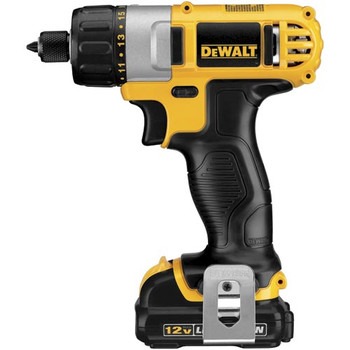 Dewalt DCF610S2 12V MAX Cordless Lithium-Ion 1/4 in. Hex Chuck Screwdriver Kit