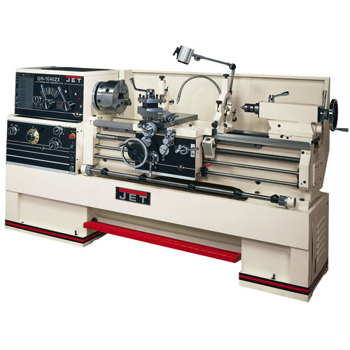JET 321961 GH-1860ZX Lathe with TAK & Collet Closer image number 0