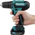 Makita FD09R1 12V max CXT Lithium-Ion Brushless 3/8 in. Cordless Drill Driver Kit (2 Ah) image number 5