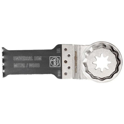 Fein 63502151260 1-1/8 in. Universal Oscillating E-Cut Saw Blade