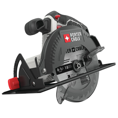 Porter-Cable PCC660B 20V MAX Lithium-Ion 6 1/2 in. Circular Saw (Tool Only) image number 0
