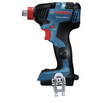 Bosch GDX18V-1800CN Freak 18V EC Brushless 1/4 in. and 1/2 in. 2-in-1 Bit/Socket Impact Driver (Tool Only) image number 1
