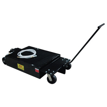 John Dow Industries JDI-LP5 25 Gallon Low Profile Oil Drain with Electric Pump