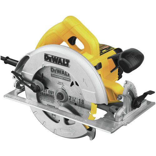 Dewalt DWE575 7-1/4 in. Next Gen Circular Saw Kit