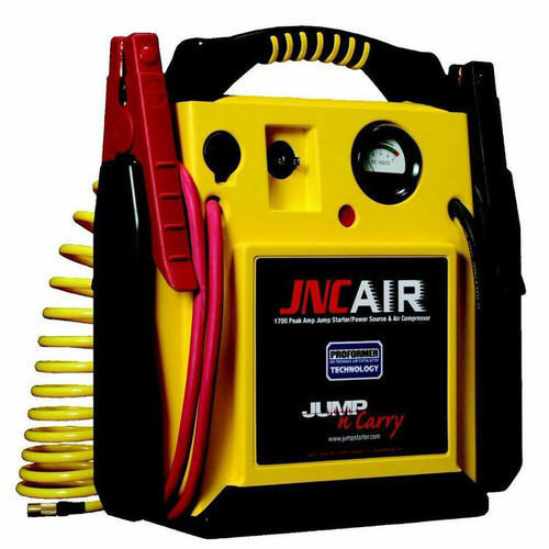 Jump-N-Carry AIR 1,700 Peak Amp 12V Jump Starter with Integrated Air Delivery System image number 0