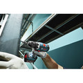 Factory Reconditioned Bosch DDS183-02-RT 18V 2.0 Ah Cordless Li-Ion Brushless Compact Tough 1/2 in. Drill Driver Kit image number 6