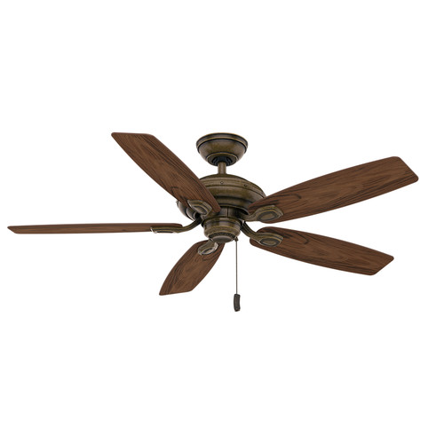 Casablanca 54036 52 in. Utopian Aged Bronze Ceiling Fan