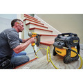 Dewalt DCC2560T1 60V MAX FLEXVOLT 2.5 Gallon Oil-Free Pancake Air Compressor Kit image number 14