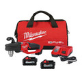 Milwaukee 2807-22 M18 FUEL HOLE HAWG Brushless Lithium-Ion 1/2 in. Cordless Right Angle Drill Kit (6 Ah) image number 0